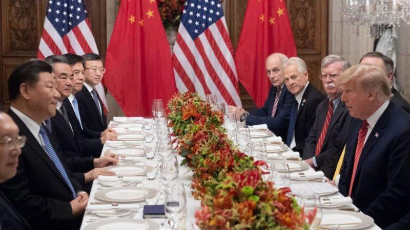 人权战接力贸易战 蓬佩奥:G20川习将讨论香港游行