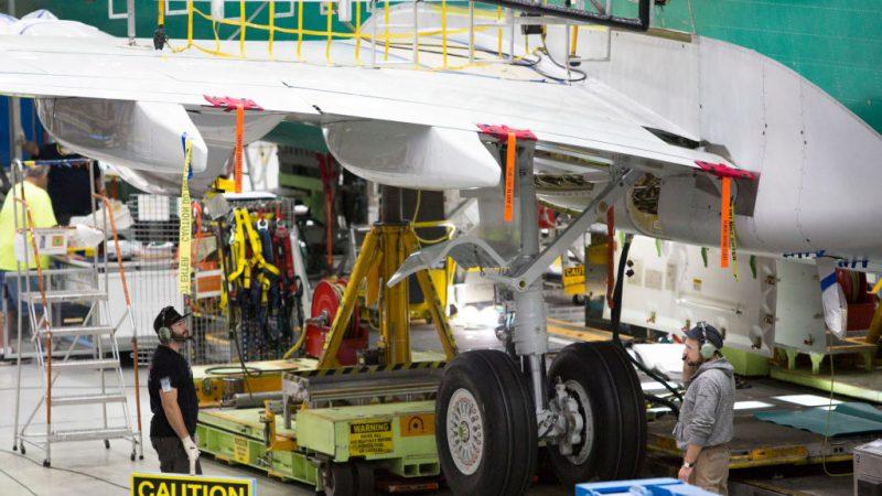 波音737 MAX零件存瑕疵 美将要求10日内汰换