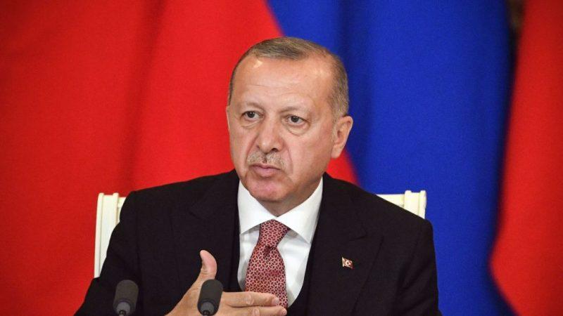 伊斯坦布尔重选惨输 埃尔多安放软:人民高过我们头顶