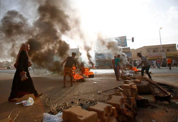蘇丹血腥鎮壓 遭聯合國強烈譴責