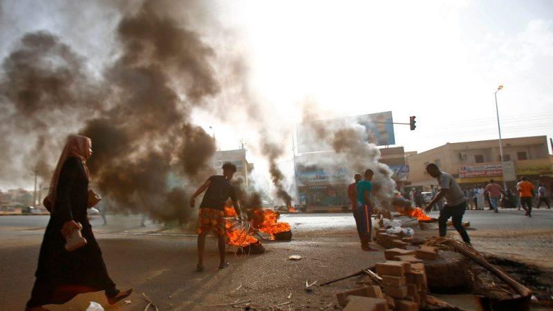 苏丹血腥镇压 遭联合国强烈谴责