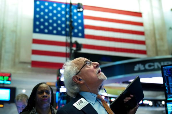 Fed暗示降息 美股大漲512點創5個月最猛