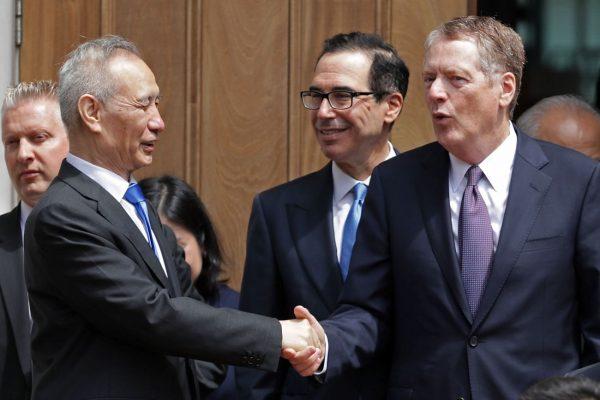 金谷道:美中貿易協議剩下關鍵的10%