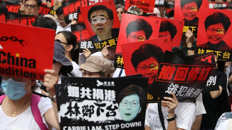 突發:北京高層南下 香港重大消息即將發布