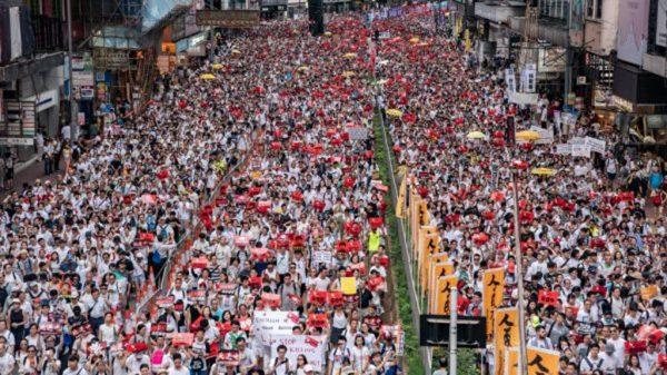 反送中北京让步并非民意 而是为保住它