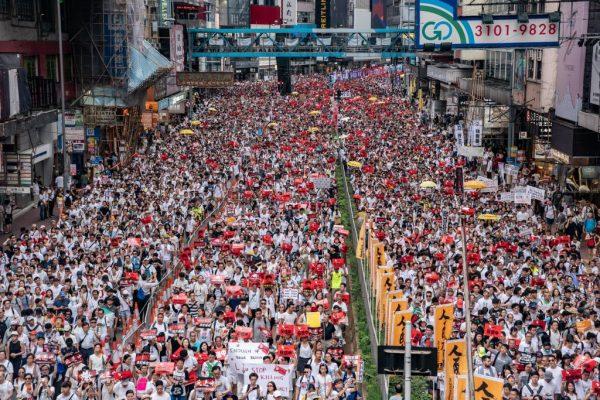 苦胆:香港风雷(三题)