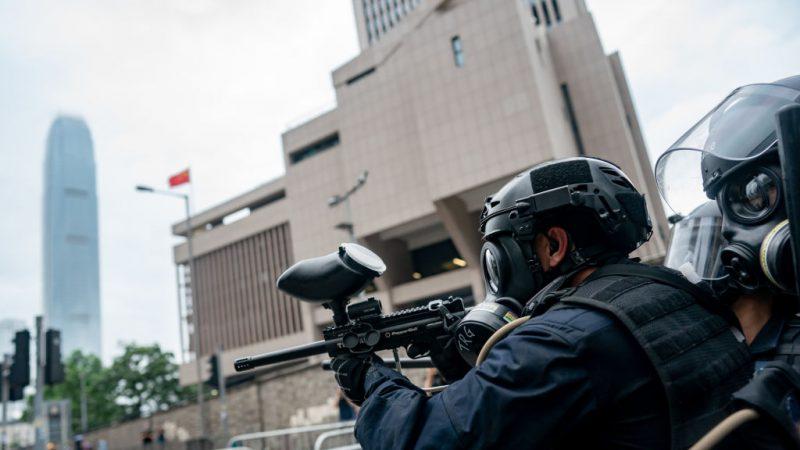 《石濤聚焦》香港警務處長盧偉聰:定性今天6.12事件 – 騷亂暴動