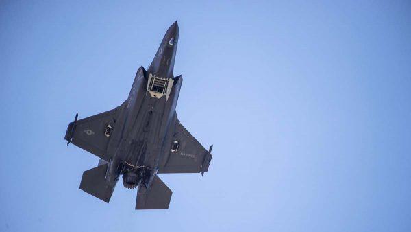 中共滲透震驚英美 F35戰機電路板出自中資公司
