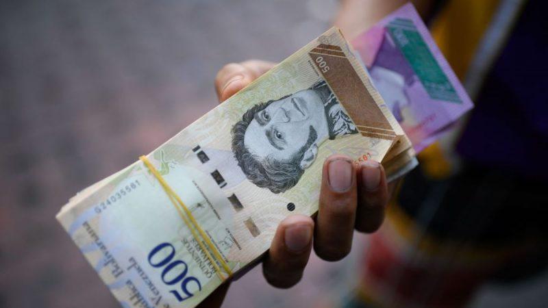 通膨肆虐 委国再次发行新钞 最大面额5万
