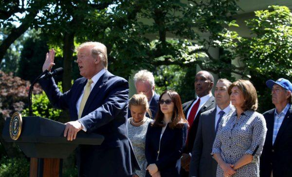 川普宣布醫保新規:千萬美國人將獲高質量健保