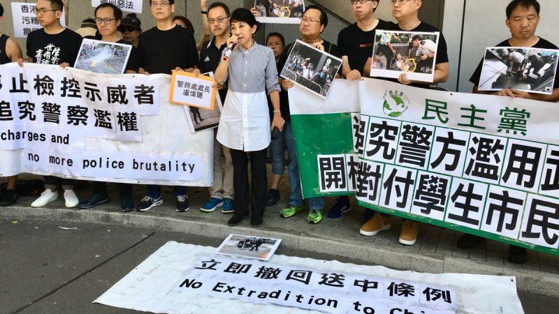北京表態支持香港暫緩修例 但力挺林鄭留任