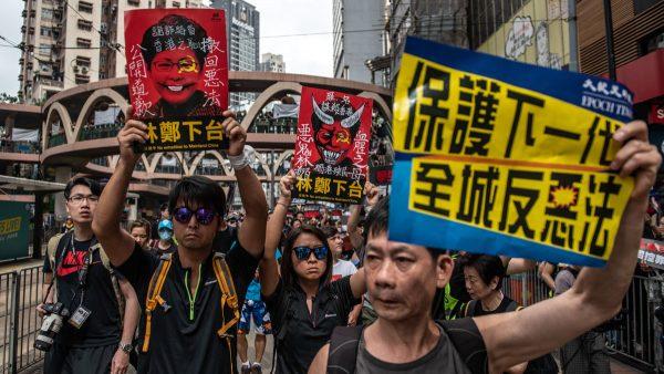 学者:70%外资来自香港 中共毁港无异自阉