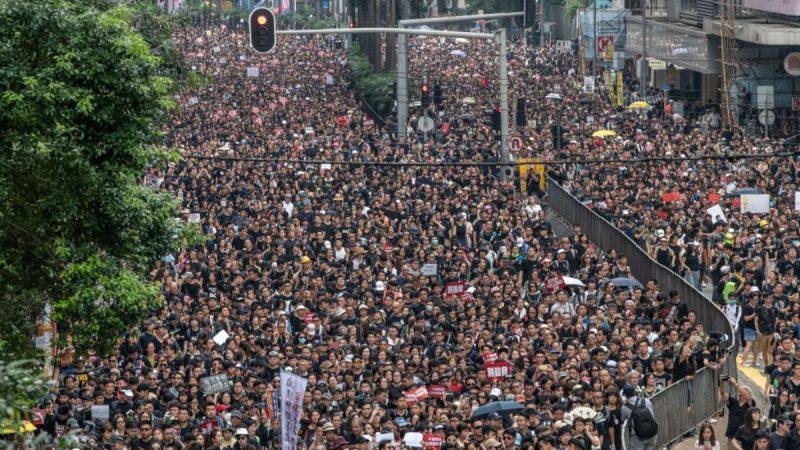 管見:香港警察與「暴動」(一)