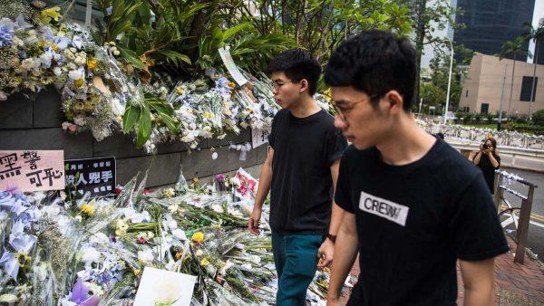 反送中墜亡者父母發聲:孩子被不仁不義政府所逼