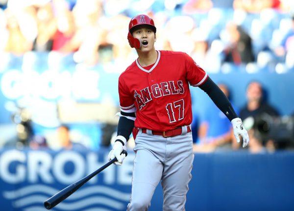 MLB大谷翔平三分彈 近16場出賽6轟