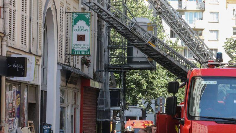 巴黎6層樓公寓竄火災 3死28人受傷