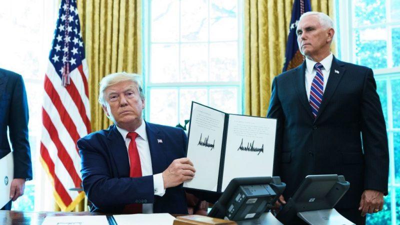 黄天辰:川普严厉制裁伊朗领袖 谁最惊慌?