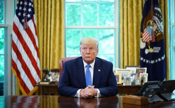 """川普:伊朗对美任何攻击 都将遭""""势不可挡""""武力反制"""