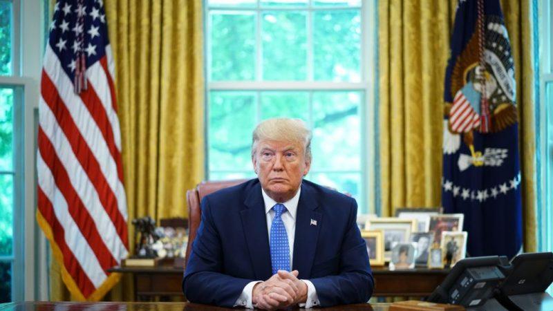 川普:伊朗對美任何攻擊 都將遭「勢不可擋」武力反制