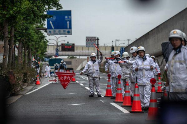 史上最大规模 日迎G20峰会 逾3万警力海陆维安