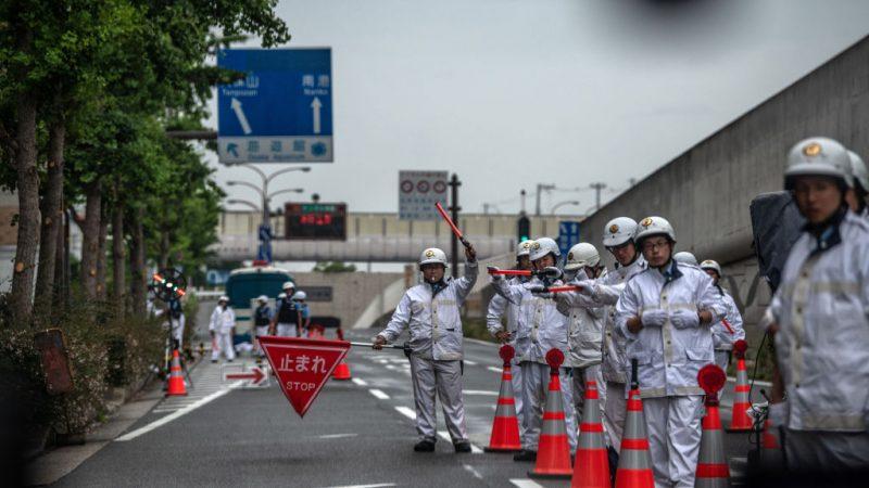 史上最大規模 日迎G20峰會 逾3萬警力海陸維安