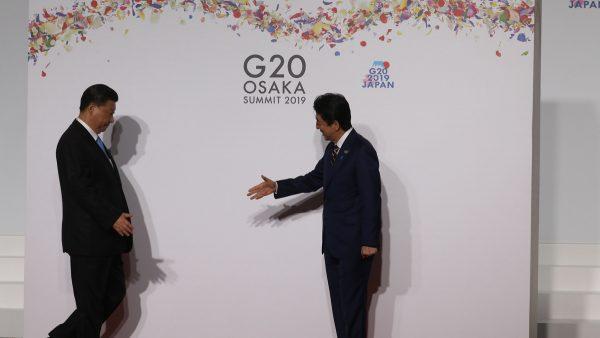 G20習近平單挑全場? 一張照片引熱議