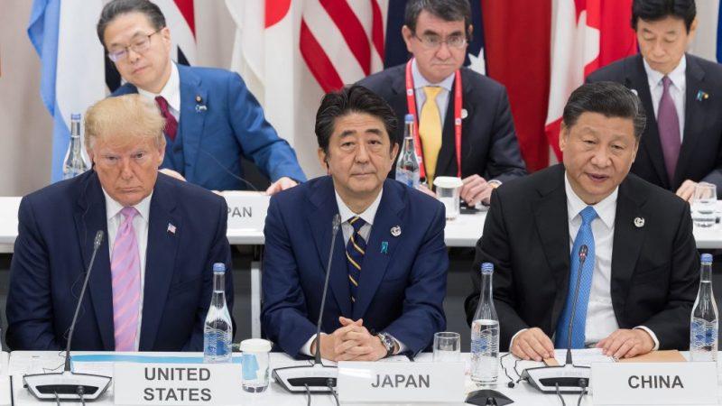 美中恢复贸易谈判 日政商界欢迎