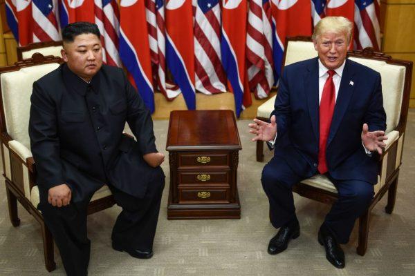 川金板门店会 同意重启核子谈判