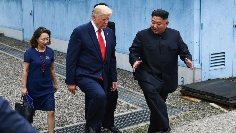 文睿:66年美國總統第一次到訪朝鮮 解析中美韓朝的未來走向