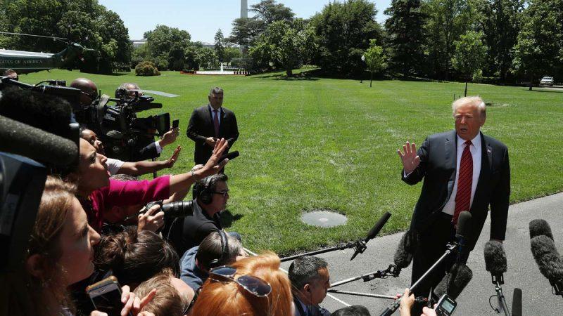 川普:北京「渴望」達協議 若非很棒不會簽