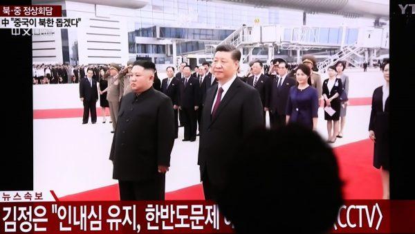 周晓辉:习近平出访朝鲜 王沪宁宋涛未陪同