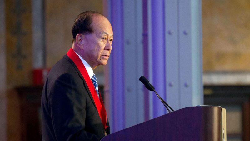 李嘉诚缺席汕头大学毕业典礼 18年来首次