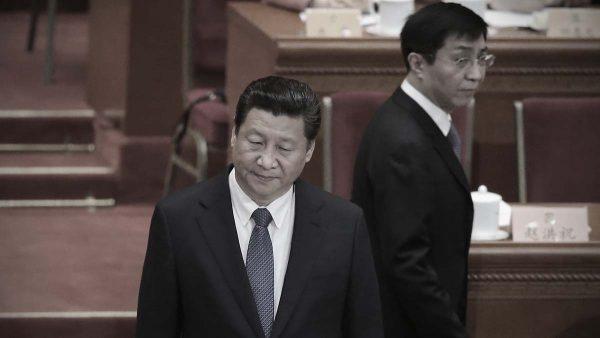 黨媒延遲發稿撤修例不尋常 王滬寧繼續給習挖坑?