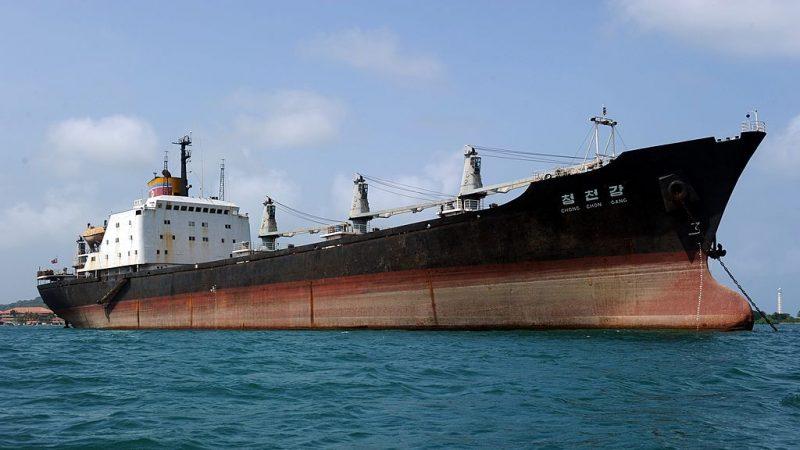 朝鮮進口石油逾50萬桶 美要求聯合國裁定制裁