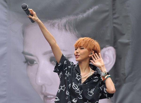 孫燕姿為金曲開嗓 明年舉辦20周年演唱會