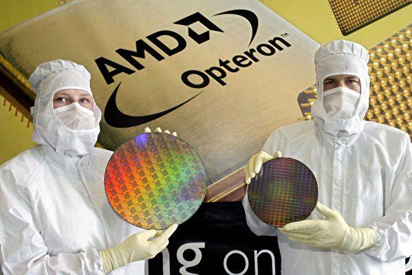 陈思敏:超微AMD加入断供 华为停摆危机加大