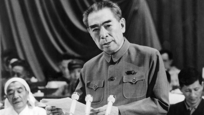 红朝密闻:周恩来一句话 50万华侨被屠杀