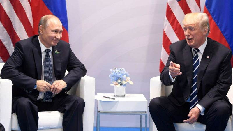"""G20峰会 川普当面要普京""""不要干涉选举!"""""""