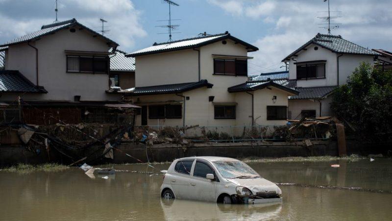 """九州恐降致灾豪雨 吁民众""""天还亮着及早撤"""""""