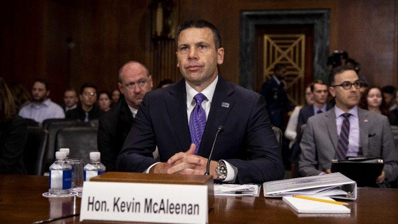 九成庇護申請者境內消失 美部長促國會修改法律