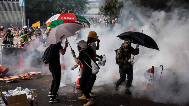 美推《香港人权与民主法案》 可冻结侵犯港民人权者财产