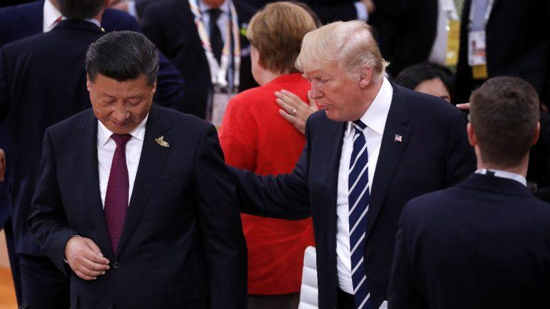 川普宣布已和习近平通话 定G20会晤代表团先谈