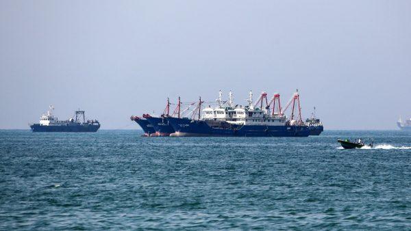 以退為進應對海峽危機 川普令伊朗要挾落空