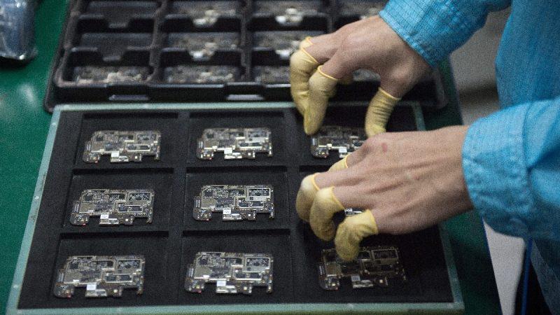 中国芯片设计商:缺美国技术 北京不可能实现行业目标