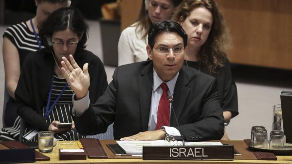 以驻联合国大使:美加重制裁 伊朗恐慌
