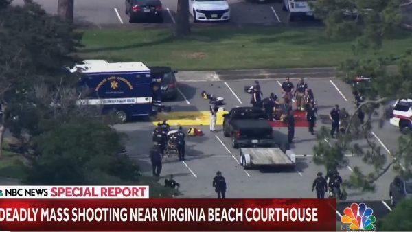 美維州爆槍擊案 市府員工開槍釀至少12死6傷