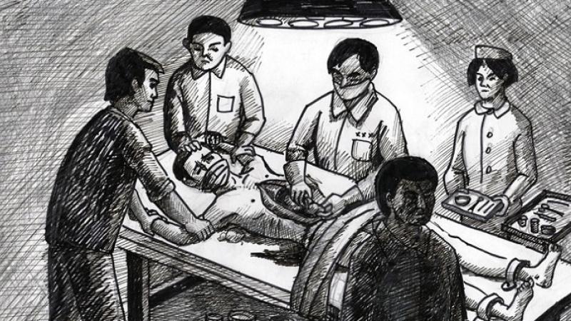 曾亲手活摘未成年人器官 中国医院前实习生曝真相