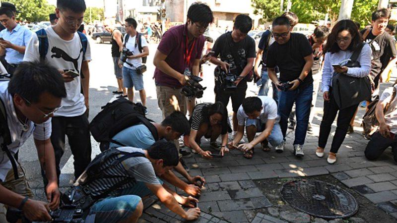 """中青报记者揭中共审查内幕:100篇""""猛料""""被枪毙"""