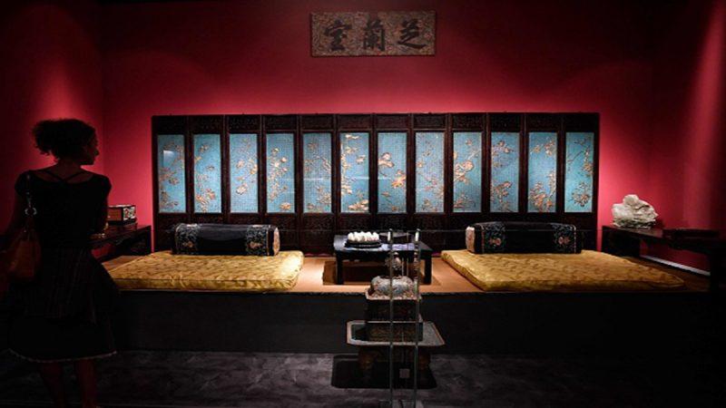 明朝皇宫密室藏三幅画 崇祯皇帝见后脸色大变