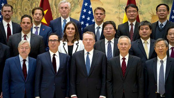 美中本週恢復接觸 川普暗示北京後悔